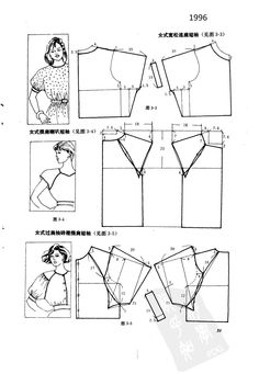 Sleeves pattern