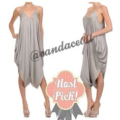 Loose Fit Romper (Heather Grey) ✳️Bundle to save 15%!✳️ Spaghetti straps.V-neck 65% Rayon, 35% Viscose Size Recommendations: S (4-6), M (8-10), L (12-14 Super comfy Made in the USA Boutique  Pants Jumpsuits & Rompers