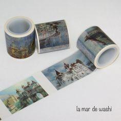 Washi Tape castillo