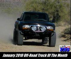 ford ranger prerunner off road - Google Search