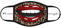 Face Coverings for Social Distancing ~ Cheetah with lips ~ Sunflowers ~ USA Skull ~Teacher Face Covers ~Support Blue Eagle ~ USA Red Truck