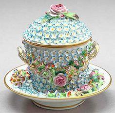 Jacob Petit - Sevres cup