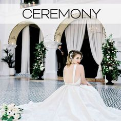 """This stunning """"Black Tie Affair"""" editorial shoot is featured in print in @CeremonyMagazine - San Diego! 
