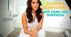 Sandra Echeverría nos tiene una sorpresa... @sandraecheverr #kafecitos #SandraEcheverria #Amor