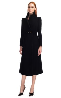Perfect evening coat (Nina Ricci wool evening coat) on Moda Operandi
