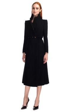 Perfect evening coat (Nina Ricci wool evening coat) on Moda Operandi