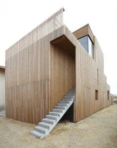 La Pibale | Atelier Ferret Architectures - Equipements sportifs, culturels et logements