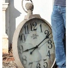 Industrial Collection - Old Town Wall Clock    $206.00 @ http://www.antiquefarmhouse.com/current-sale-events/obsessions.html