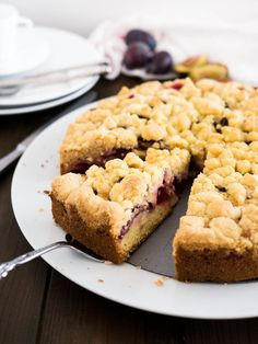 ... Coffee Cakes , Crumb Cakes & Danish on Pinterest | Coffee Cake