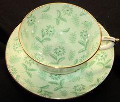 Paragon Fleurr Chintz Radical simplyTclub Tea cup and saucer