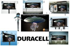 DCastro Propaganda: DURACELL / CAMPANHA / PROPOSTA