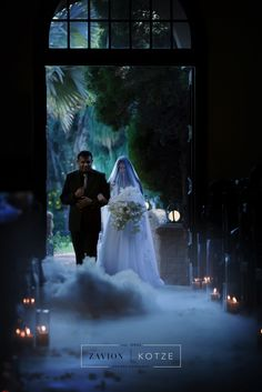 Four thousand Candles, mass arrangements, white roses, hydrangeas, orchids big floral arch. White Roses Wedding, Floral Arch, Event Company, Hydrangeas, Here Comes The Bride, Happily Ever After, Wedding Bells, Orchids, Wedding Planner