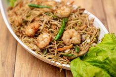 Chicken & Prawn Noodle - A mild spicy noodle made with prawns, shredded chicken and house-made noodles. Chicken and prawns are tossed with noodles then top it with some fresh herbs for a zing - an immensely satisfying meal. #Food #FoodPorn #Foodgasm #Foody #Foodies #FoodLover #FoodBlogger #InstaFood #FoodPics #FoodLovers #EatingForTheInsta #FoodLove #Nomnom #FoodPornShare #FoodStyling #Yummy #FoodArt #FoodSpotting #FoodBlogFeed #FoodOfTheDay #Am2PmFood #GourmetsTravelGuide House Made, Shredded Chicken, Prawn, Tossed, Fresh Herbs, Food Pictures, Food Styling, Food Art, Noodles