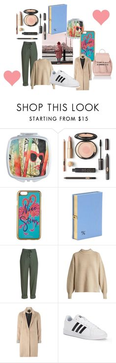 """""""Inside a dreamer's bag.."""" by evaki-jen ❤ liked on Polyvore featuring Lilly Pulitzer, Olympia Le-Tan, The Row, mel, adidas, Accessorize and insidemybag"""