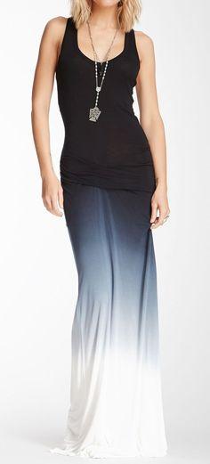 Ombre Maxi Dress ♥