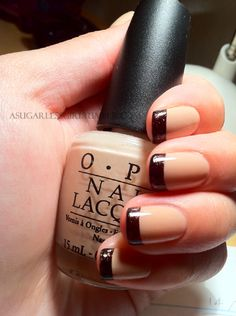 I've got both these colors ... nail plans for thanksgiving break!