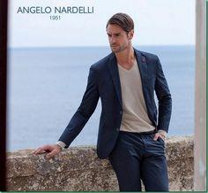 Antonio Lujak for Angelo Nardelli Spring 2013