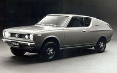 Datsun 120 A Coupé - 1973