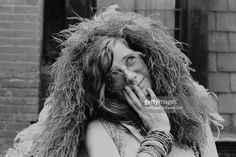 June 1970: Janis Joplin on the roof of the Chelsea Hotel in New York, NY  Photo credited to The Estate of David Gahr/Getty Images