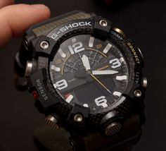 G Shock Watches Mens, Casio G Shock, G Shock Mudmaster, Traditional Market, Casio Watch, Quad, Hands, Clocks, Men Watch
