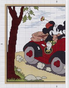 Disney - Mickey's Afternoon Drive2
