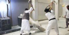 Κόσμος: Θλίψη..... αρχαιότητες χιλιάδων ετών καταστρέφονται από την ISIS