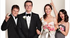The Five-Year Engagement: Jason Segel, Emily Blunt, Rhys Ifans, Chris Pratt The Five Year Engagement, Engagement Couple, Movies To Watch, Good Movies, Awesome Movies, Movies Free, Funny Movies, 40 Year Old Virgin, Happy End