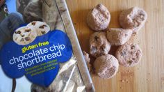 Girl Scouts Gluten Free Chocolate Chip Shortbread Cookie Product Review