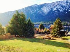 Gently sloped lot in a great neighborhood with a view of Lake Chelan and mountains just a few minutes from Manson. Perfect for a daylight basement with public water available. of road frontage on Loop Aveune. Vacant Land, Mountain View, The Neighbourhood, Southern, Public, Mountains, Water, Basement, Travel