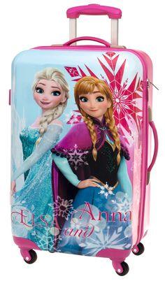 Maleta Ice mediana de Frozen el reino de hielo, nos presentan su maleta de cuatro ruedas de tamaño mediano. Little Girl Toys, Baby Girl Toys, Toys For Girls, Little Girls, Disney Princess Toys, Disney Toys, Lol Dolls, Barbie Dolls, Frozen Room