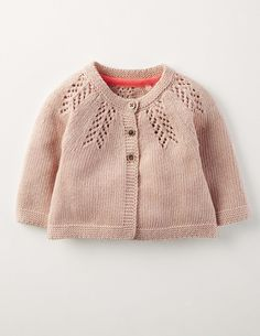 Cosy Baby Cardigan 71528 Clothing at Boden