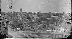 General View - Richmond, VA, April 1865