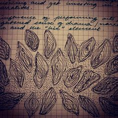 """Seeds. Of thought. #Doodleoftheday #doeverythingyoulove"" Photo taken by @sananda_mukho on Instagram, pinned via the InstaPin iOS App! http://www.instapinapp.com (06/01/2015)"