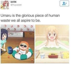 Himouto! Umaru-chan || anime funny