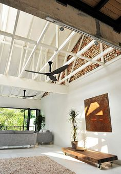 Modern Industrial loft