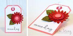 Lisa's Creative Corner: August Project Kit - Flower Market Boxed Stationery Set