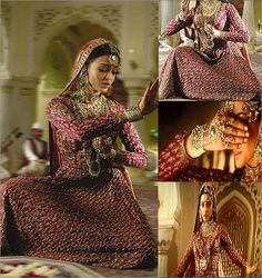 BOLLYWOOD AISHWARYA RAI UMRAO JAAN MUJRA DRESS