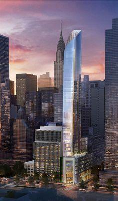 New York Türk Başkonsolosluğu Binasını Amerikalı Perkins Eastman Tasarlıyor