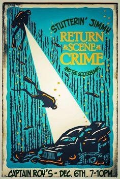 Iowa, Crime, Fair Grounds, Scene, Fun, Crime Comics, Stage, Fracture Mechanics, Hilarious