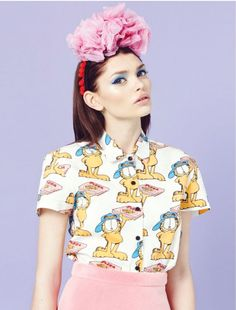 Fahrenheit Magazine | LAZY OAF X: GARFIELD COLLECTION