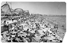 With summer vacation now in the books, we thought we'd take a look back at one of the Boston area's best-known beaches. Here's a look at Revere Beach in years past, via The Boston Globe's archives. Roller Coasters, Revere Beach, Photo Look, The Good Old Days, New Hampshire, Back Home, New England, Vintage Photos