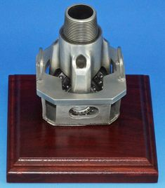 gift ideas for roughnecks and oilfield workers this tricone oil well drill bit can be