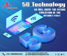 """""""The 5G world will be a collaborative ecosystem, and the role of what each of us will do in that remains to be thought through."""" Visit: www.astarinnovation.com Contact: +91-7800002535 #DigitalMarketer#DigitalMarketingAgency #AStarInnovation #BrandBuildingService #Lucknow#5Gtechnology #tech #innovation #engineering #business #science #design #technews #electronics #future #evolution #gadgets #smartphone #internet #pro #android #programming #education Brand Building, Tech News, Programming, Evolution, Digital Marketing, Innovation, Smartphone, Engineering, Gadgets"""