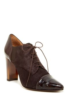 Bette Lace-Up Bootie by Donald J Pliner on @nordstrom_rack