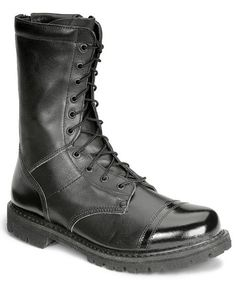 "Rocky 10"" Zipper Paraboot Duty Boot http://www.sheplers.com/Mens/Mens-Boots-Shoes/Workboots/Rocky-10-Zipper-Paraboot-Duty-Boot/pc/1/c/5/sc/7/13446.pro"