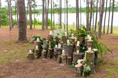 Lindsey Hunter | 10.3.15 Photo By Sierra Ford Photography doe lake wedding Ocala Florida wedding southern wedding rustic wedding Ocala national forest doe lake campground
