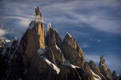 Grand Temptation - I don't know how you feel about it, but when I have in front of me such view, I experience unstoppable willingness for exploration. I wish to push boundaries a bit further and check out what is behind the next hill. While I was over there, in the Argentinean Patagonia, this view of Cerro Torre massive was teasing my mind and stimulating my imagination. It was like some sort of a nature-made drug because it made me addicted so I constantly pictured these future shots that…
