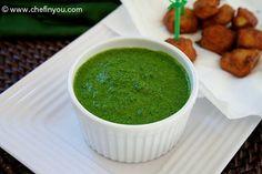 Hari Chutney recipe | Green Chutney Recipe | Coriander Peanut Chutney Recipe- Make once and freeze into ice cubes or in teeny containers!