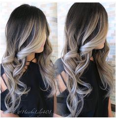 Hair color after graduation ideas