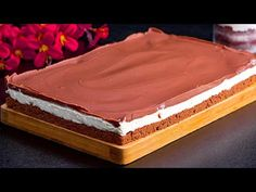 Am renuntat la TIRAMISU. Mai ieftin, mai bun si mai rapid! | SavurosTV - YouTube Mini Desserts, No Cook Desserts, Sweets Recipes, Baking Recipes, Cookie Recipes, Hungarian Desserts, Romanian Desserts, Food Cakes, Nutella Deserts